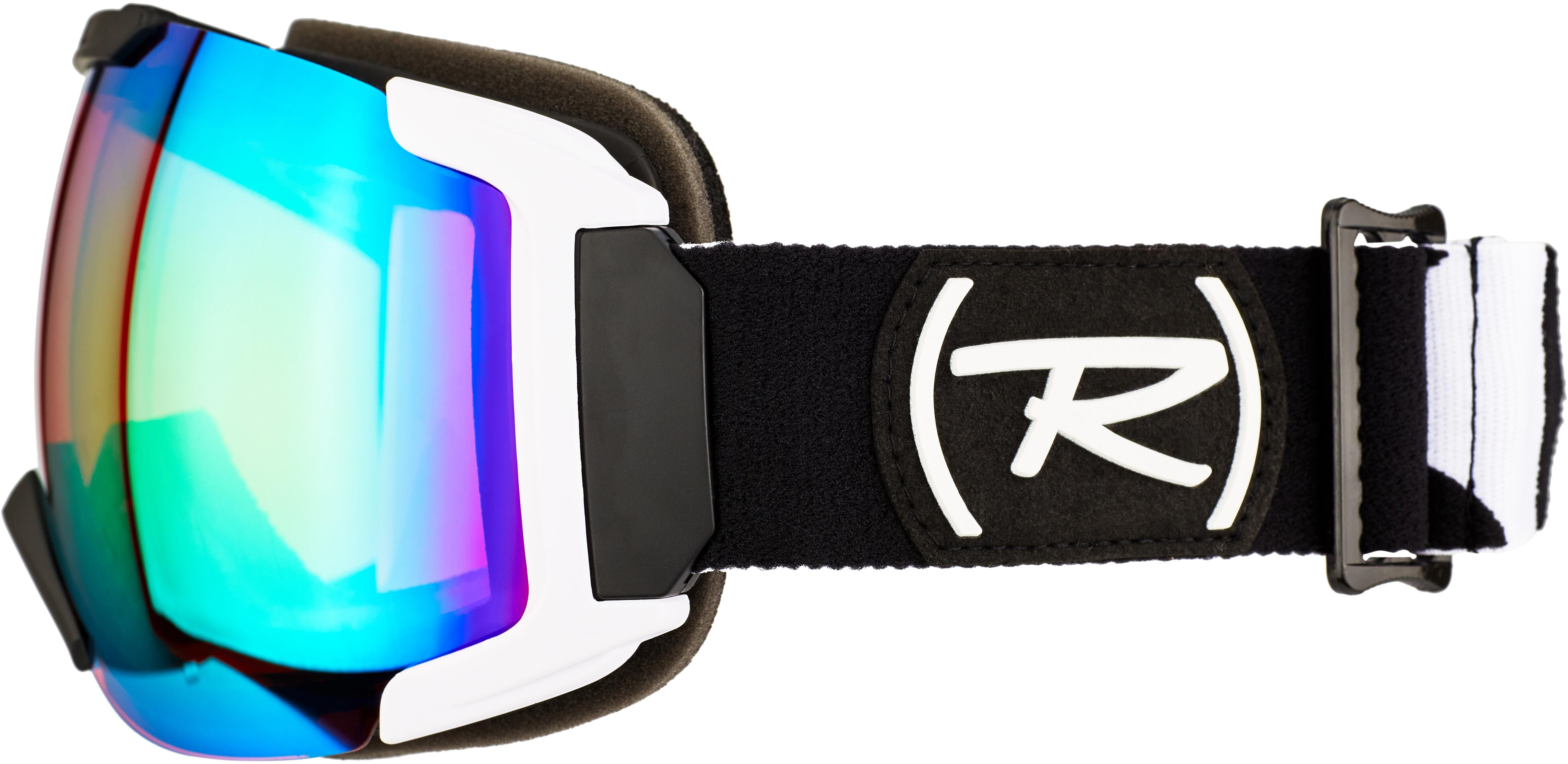 583d433fe Rossignol Maverick HP Goggles S3+S1 Sonar White   campz.de
